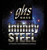 Струны для бас гитары GHS ISBML5000 44-102 Medium Light Infinity Steel