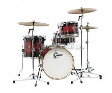 Барабанная установка GRETSCH Catalina Club CT1-J484-GAB Gloss Antique Burst