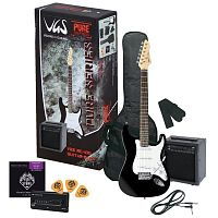 Электрогитарный набор VGS RC-100 E-guitar Player Pack
